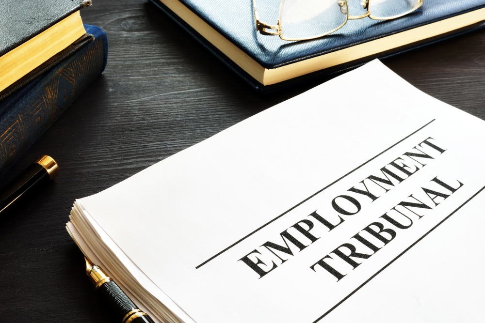 Individual employment tribunals increased by 18 per cent due to COVID-19