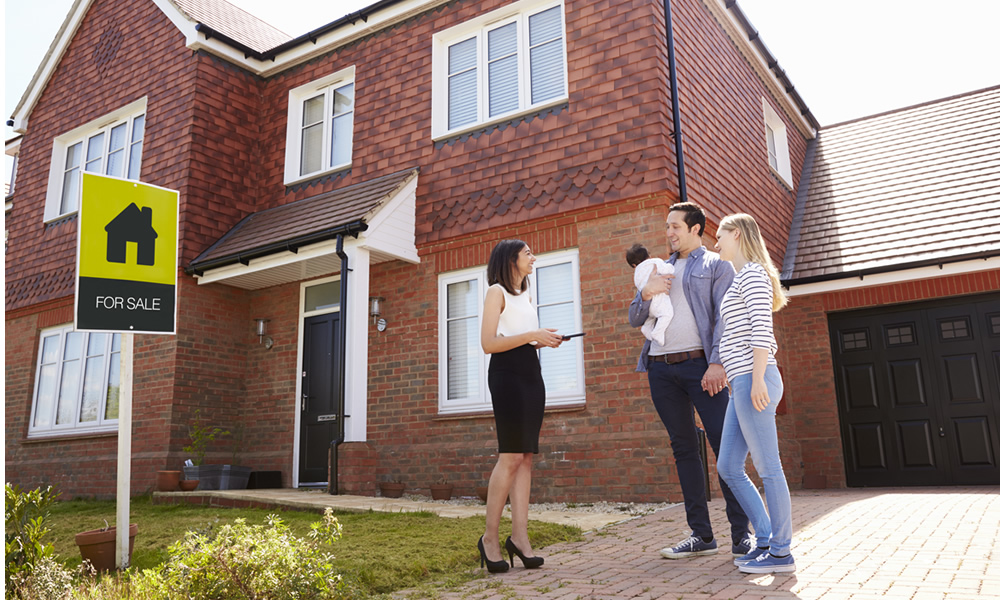 First-time buyers set to make up a smaller proportion of the housing market than movers